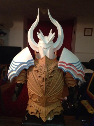 Chaos Knight costume 3