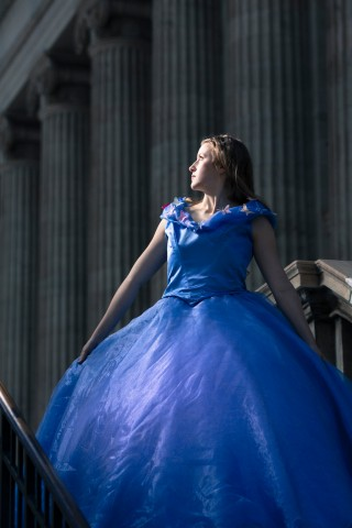 Cinderella ball gown 1
