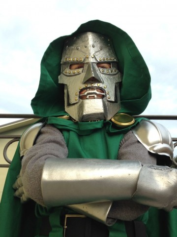 Dr. Doom Mask 1