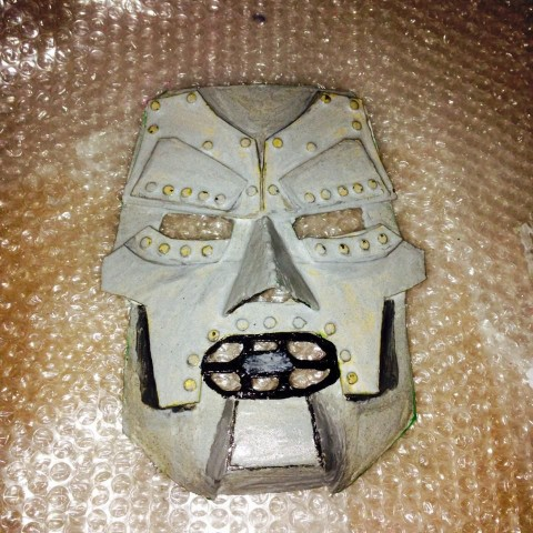 Dr. Doom Mask 3
