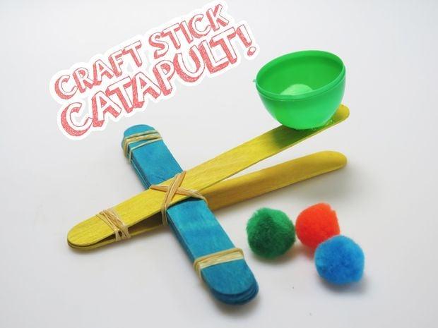 Fruit Cake Catapult
