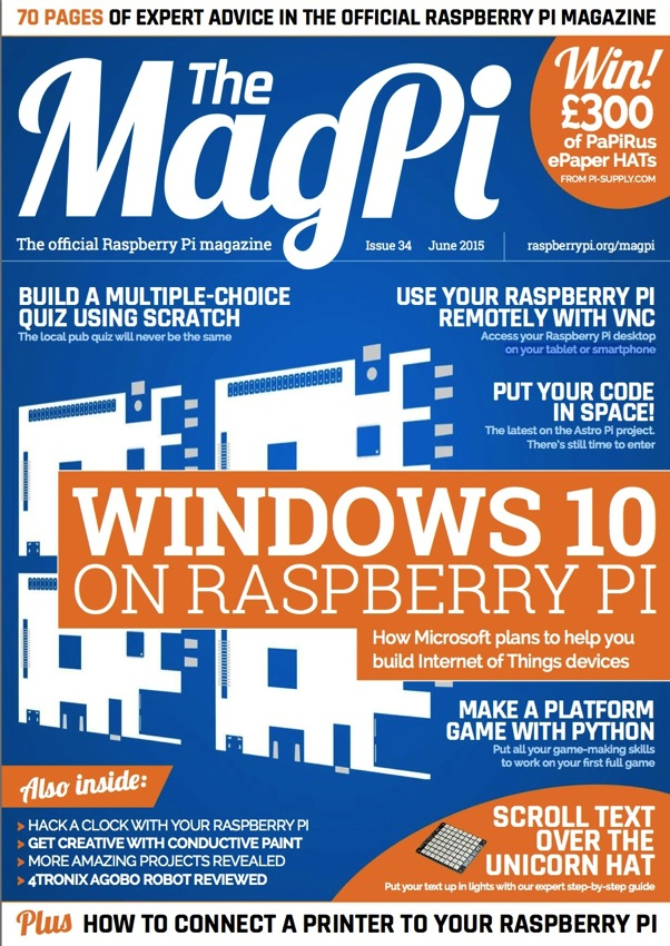 MagPi34 pdf