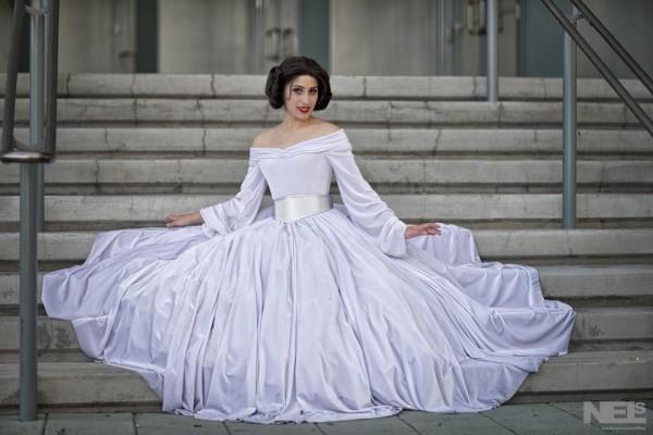 Princess Leia Ballgown 2