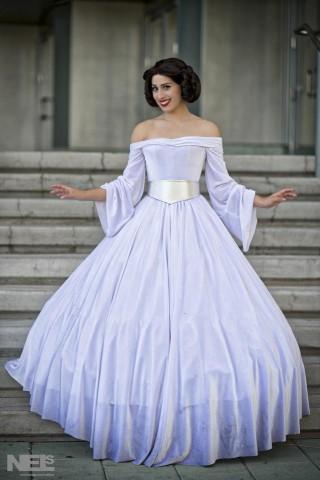 Princess Leia Ballgown