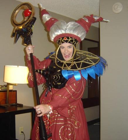 Rita Repulsa Costume 1