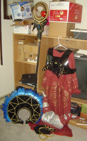 Rita Repulsa Costume 2
