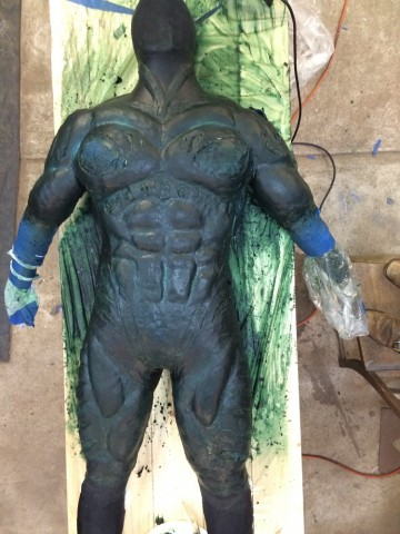 The Darkness costume 3
