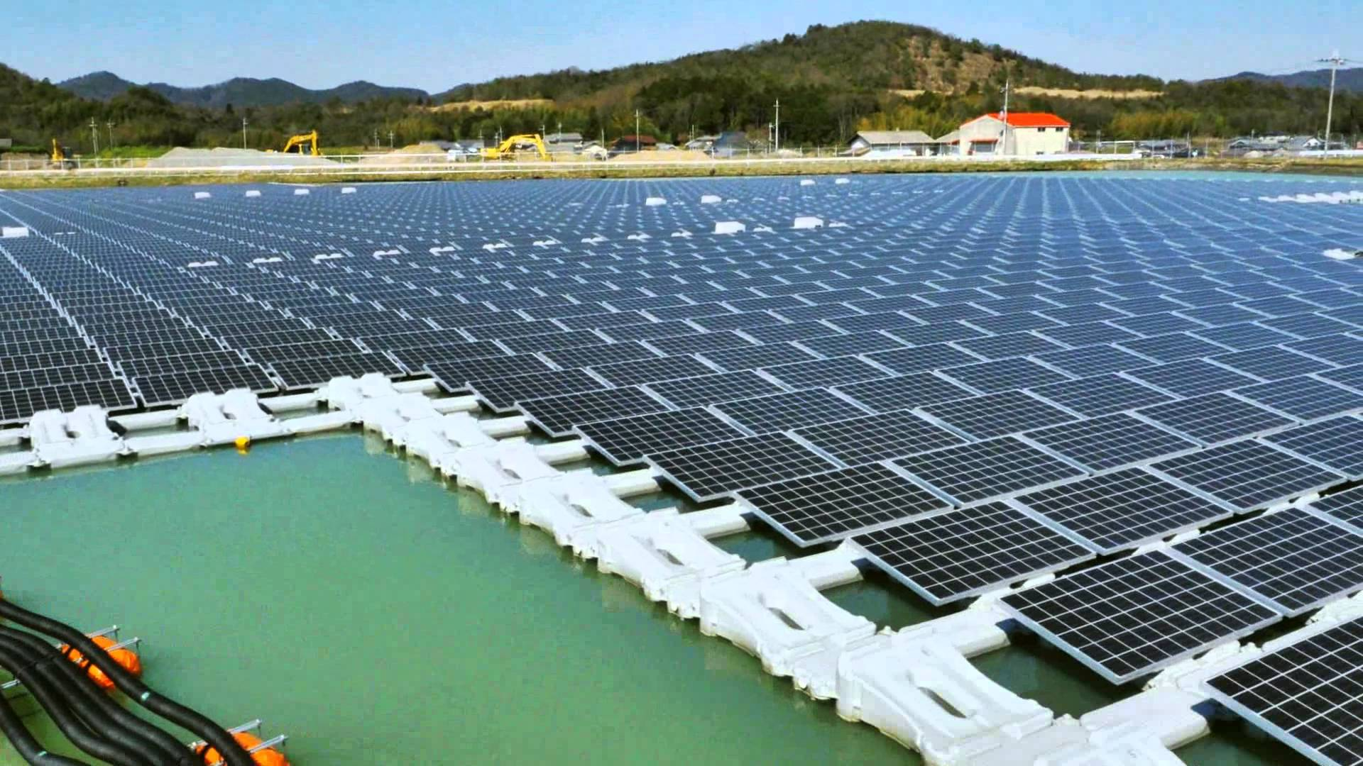 china space solar power plant - HD 1920×1080