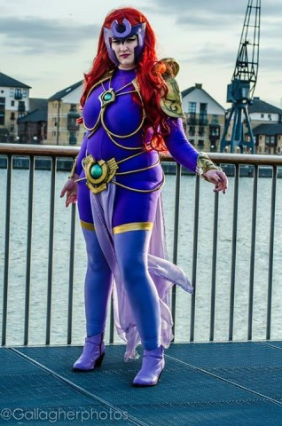 medusa costume 1