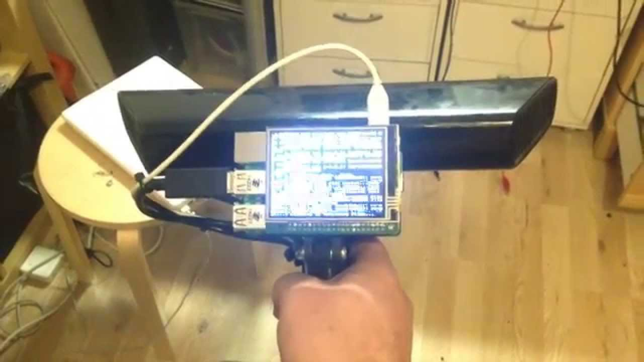 open source kinect stand