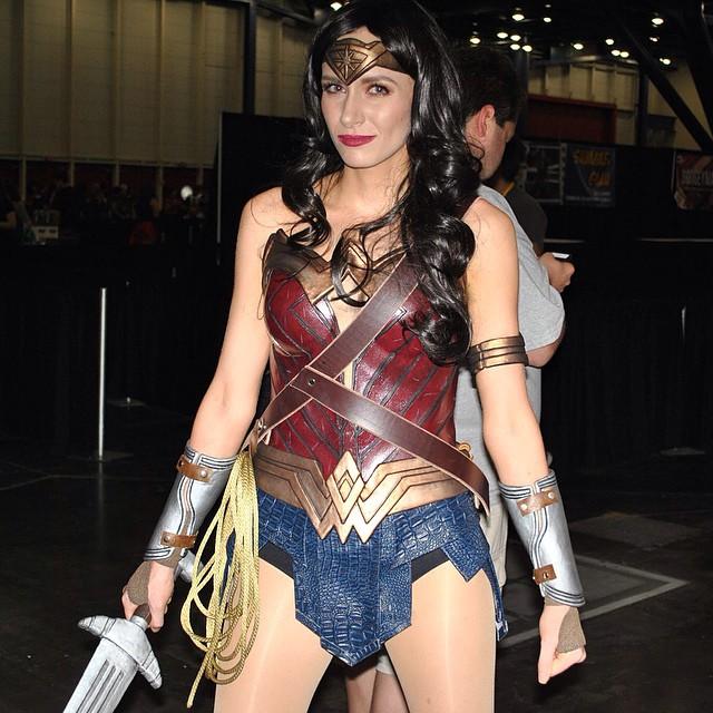 Wonder Woman Foam Corset How To Adafruit Industries Makers