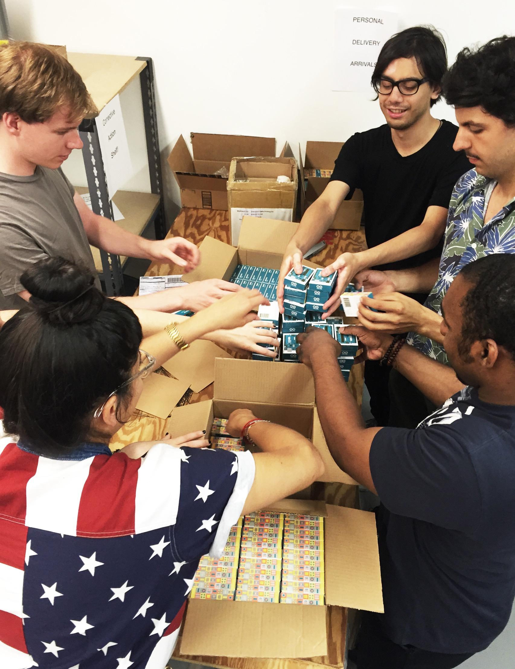 Arduino Packing 4860
