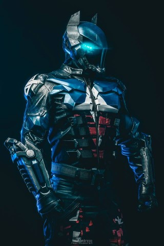 Arkham Knight cosplay 1