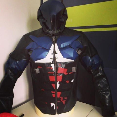 Arkham Knight cosplay 4