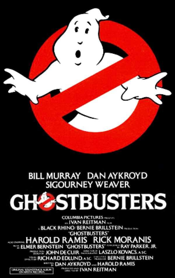 Ghostbusters Cover