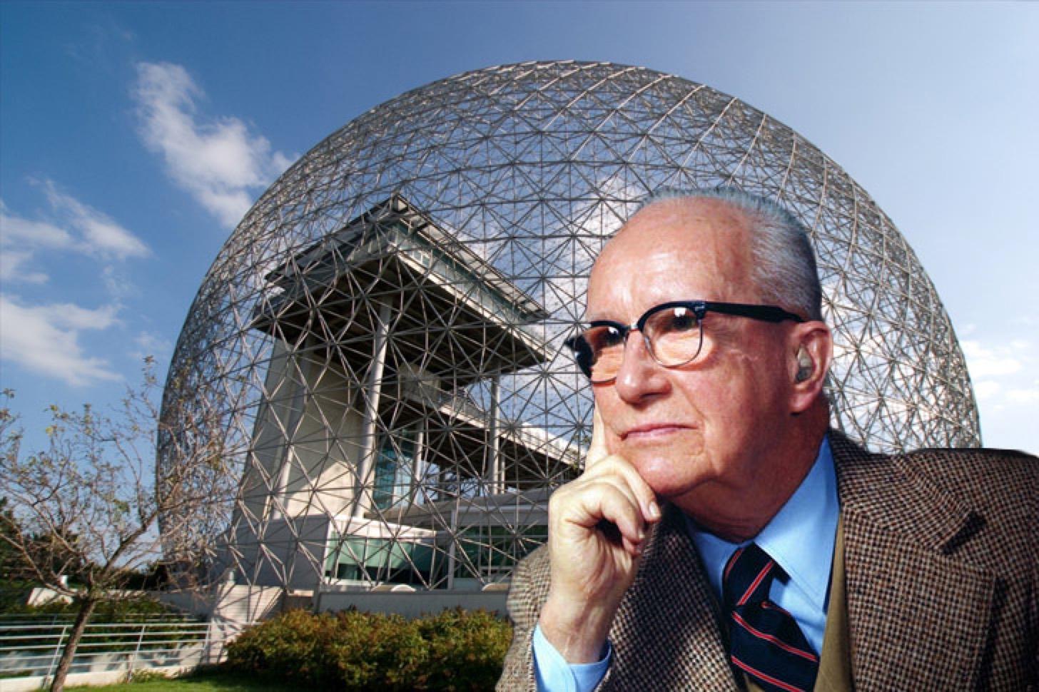 Montreal Biosphere-Buckminster Fuller