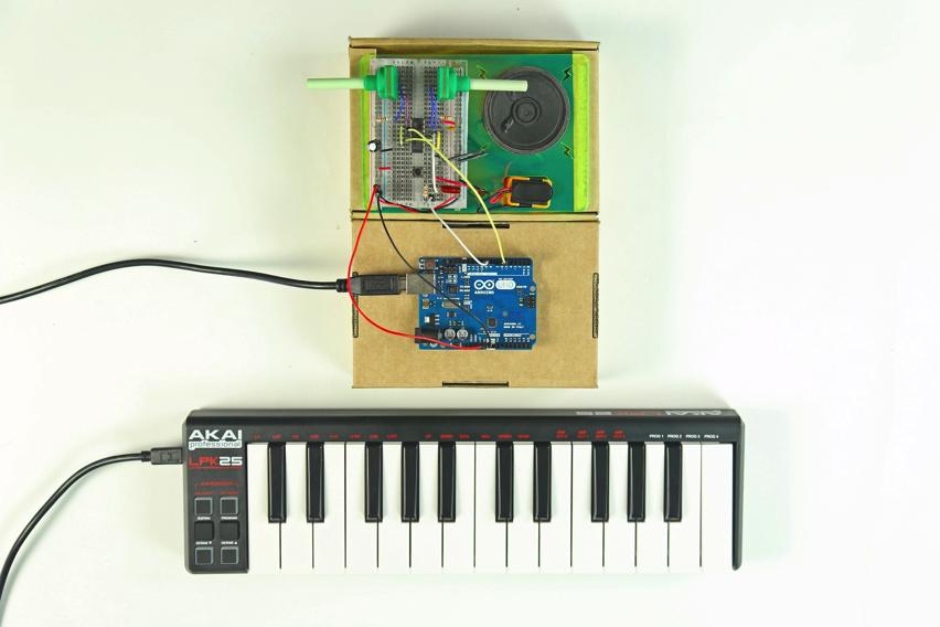 Make a diy synth midi control with arduino « adafruit