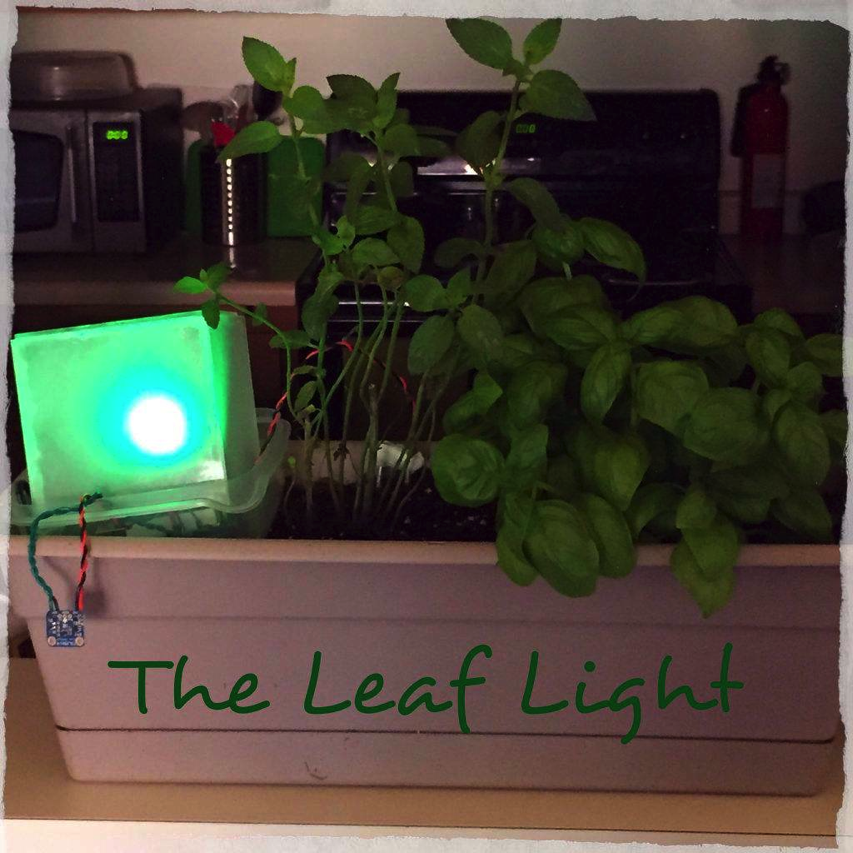 Make an indoor garden monitor with arduino « adafruit
