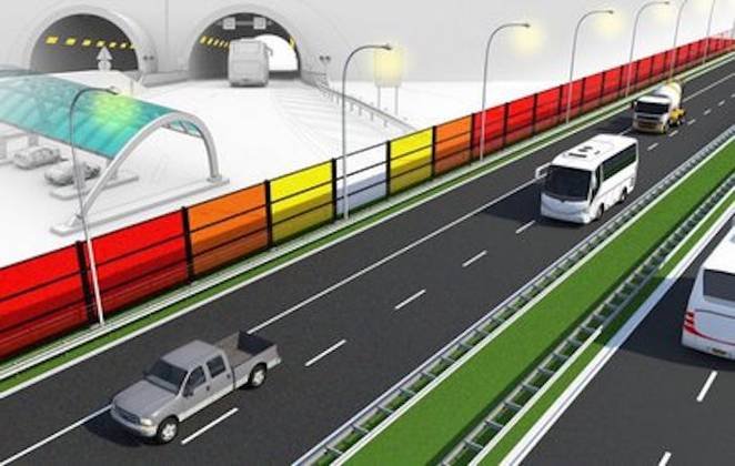 Netherlands Testing Out Attractive Solar Panel Highway