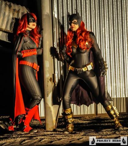 batwoman costume 1