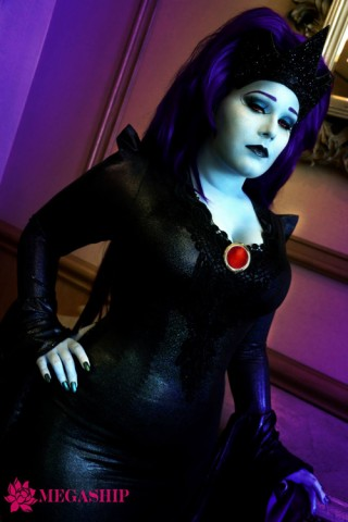 black puddle cosplay