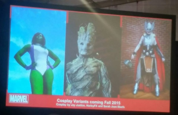 cosplayer variant covers
