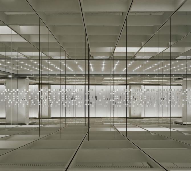 Distorted architecture ralf brueck designboom 05