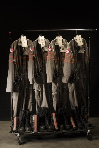 ghostbusters uniforms