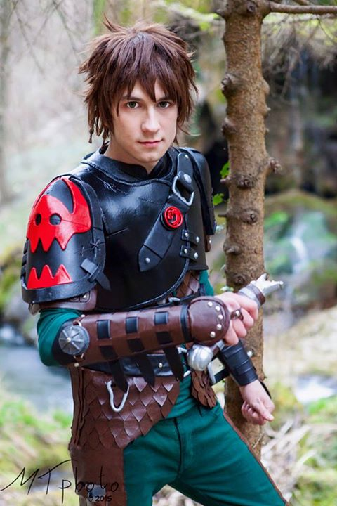 How to Train Your Dragon 2 Hiccup Cosplay « Adafruit ...