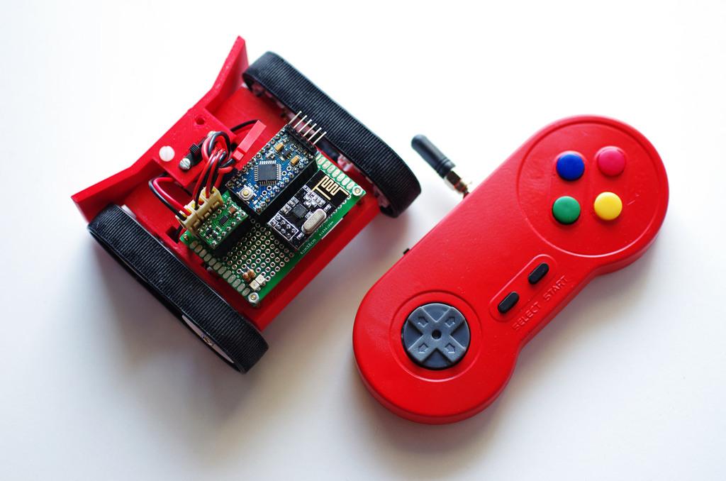 Pololu - Zumo Robot for Arduino