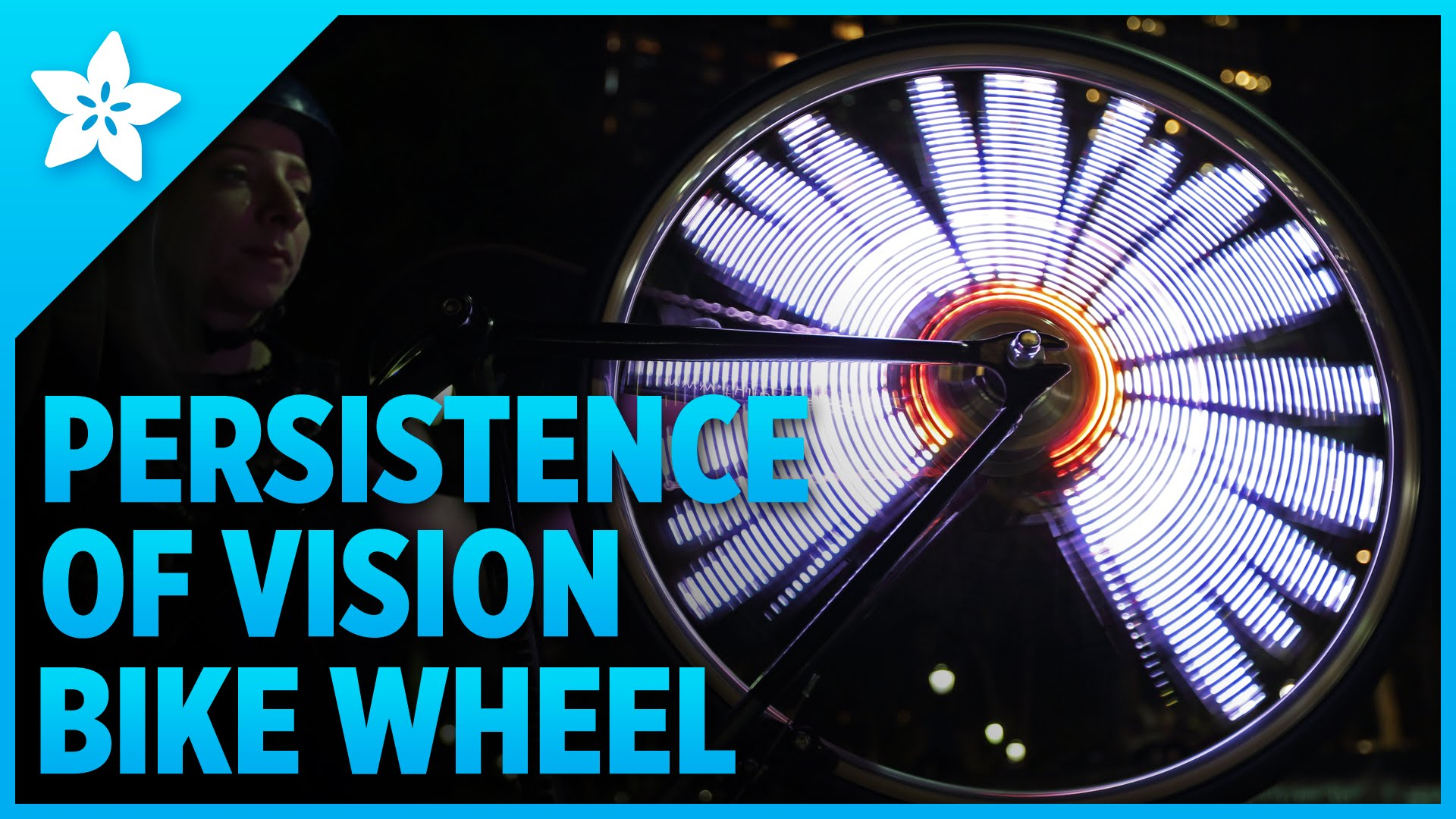 MiniPOV3 - a simple persistence of vision toy
