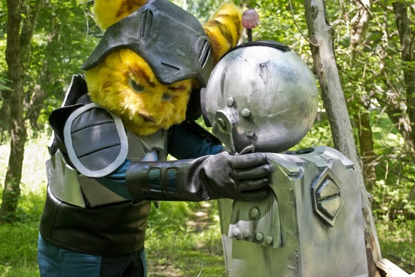 ratchet and clank cosplay