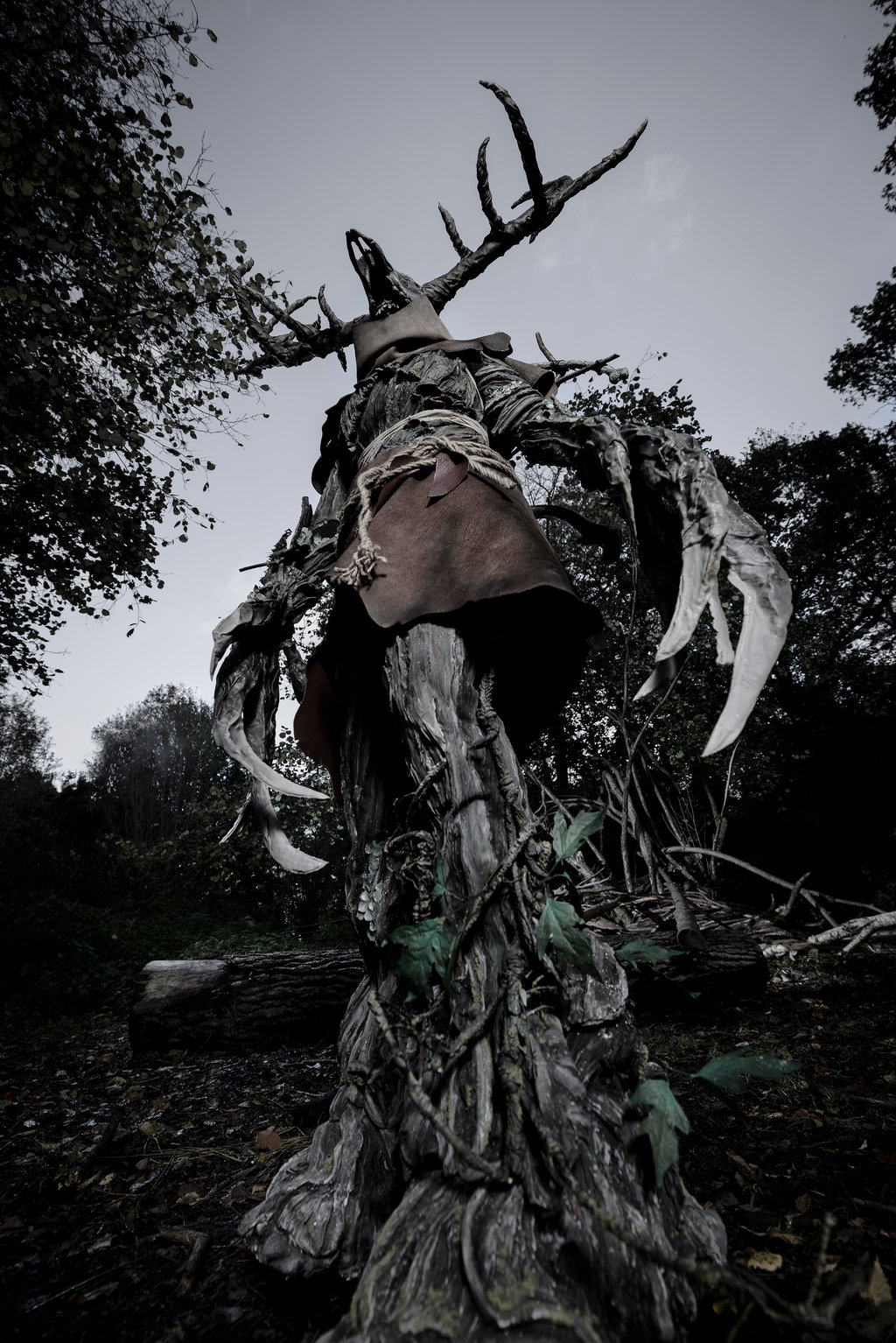 creepy leshen costume from the witcher 3 171 adafruit