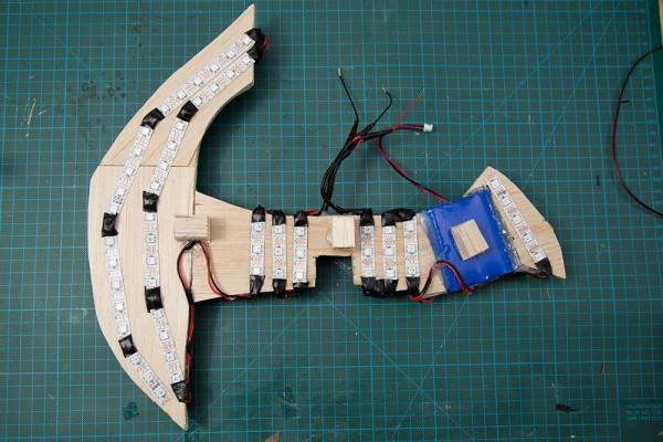 world of warcraft axe in progress