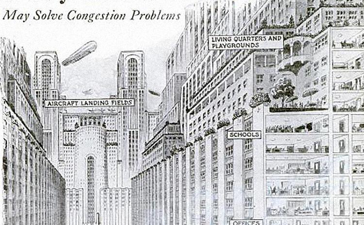 3049647 slide s 3 1925 magazine predicts almost perfect future new york city