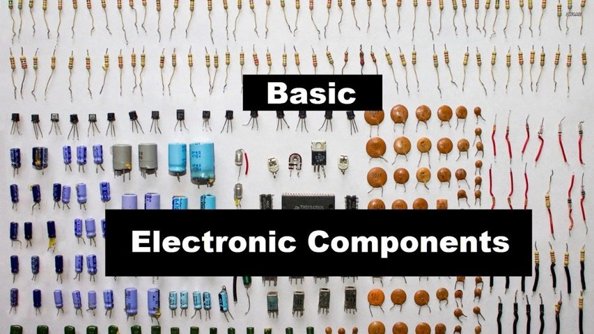 electronic components names and pictures pdf