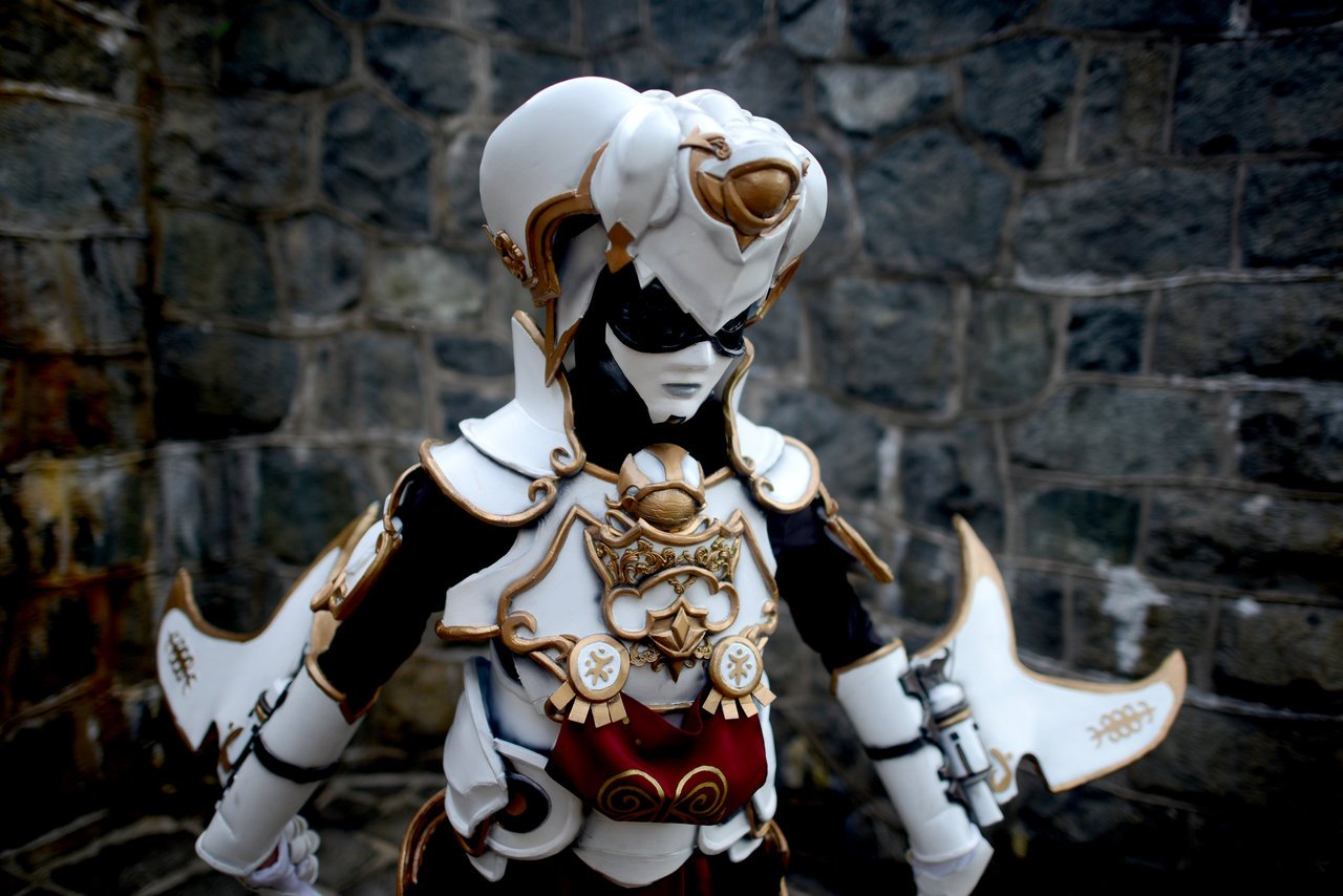 Final Fantasy Livia Sas Junius Cosplay 171 Adafruit