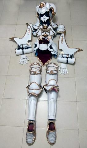 Livia Sas Junius cosplay 4