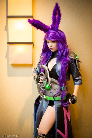 Monika Lee wildstar Cosplay
