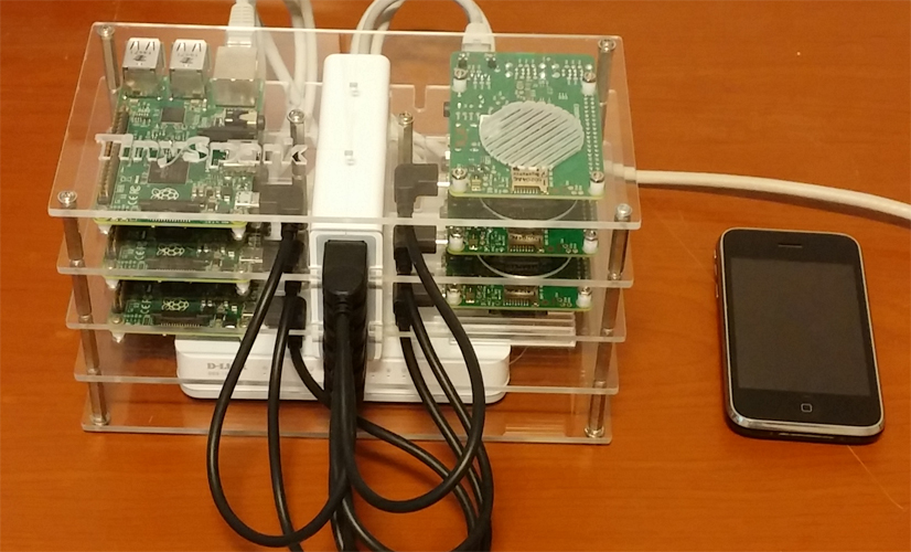 Cool Case Houses 6 Piece Raspberry Pi2 Cluster Ilovepi2
