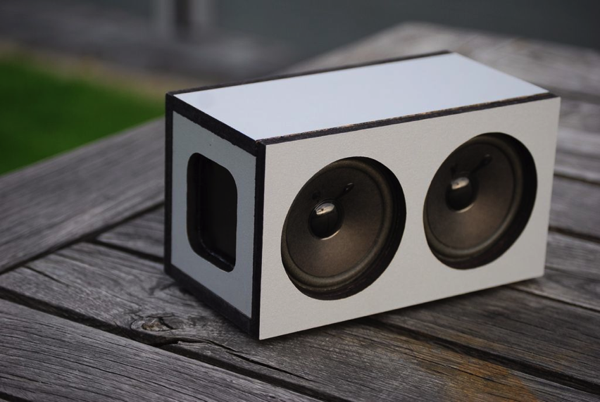 How To Make A Portable Bluetooth Speaker Musicmonday