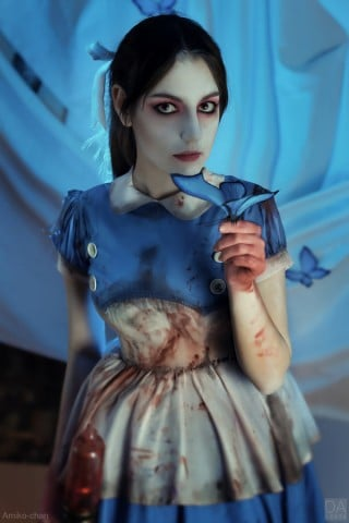 bioshock little sister cosplay 1