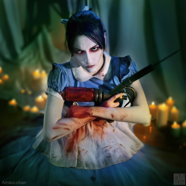 bioshock little sister cosplay 2