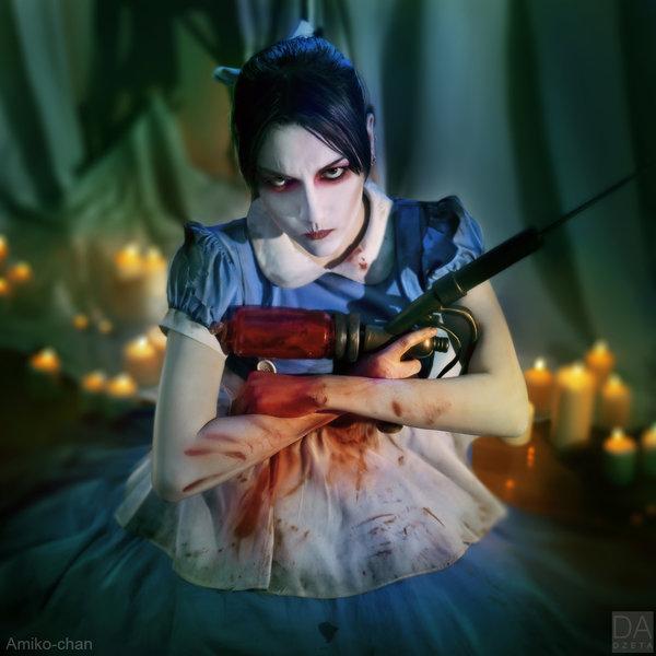 bioshock little sister cosplay 2