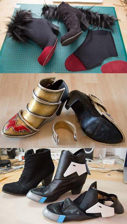 cosplay footwear