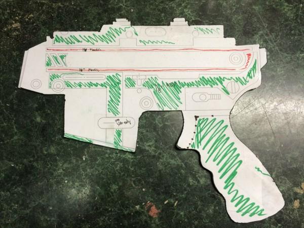 destro blaster 2