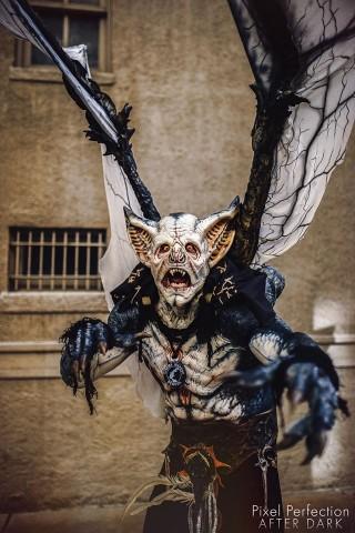dracubus costume