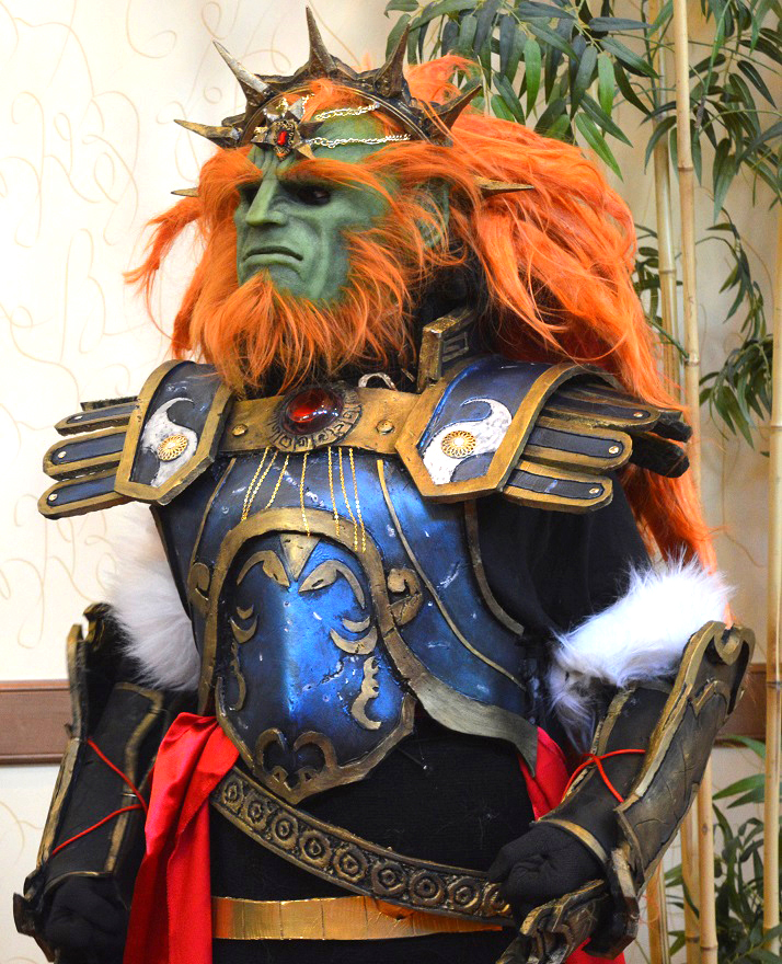 Ganondorf Comes To Life With This Cosplay « Adafruit