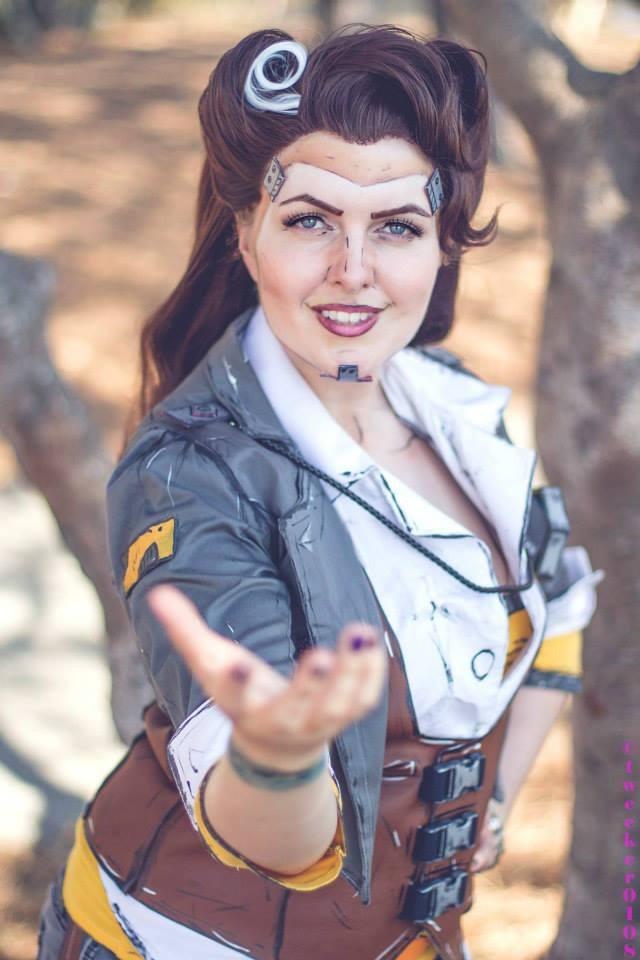 genderswapped handsome jack costume  u00ab adafruit industries  u2013 makers  hackers  artists  designers