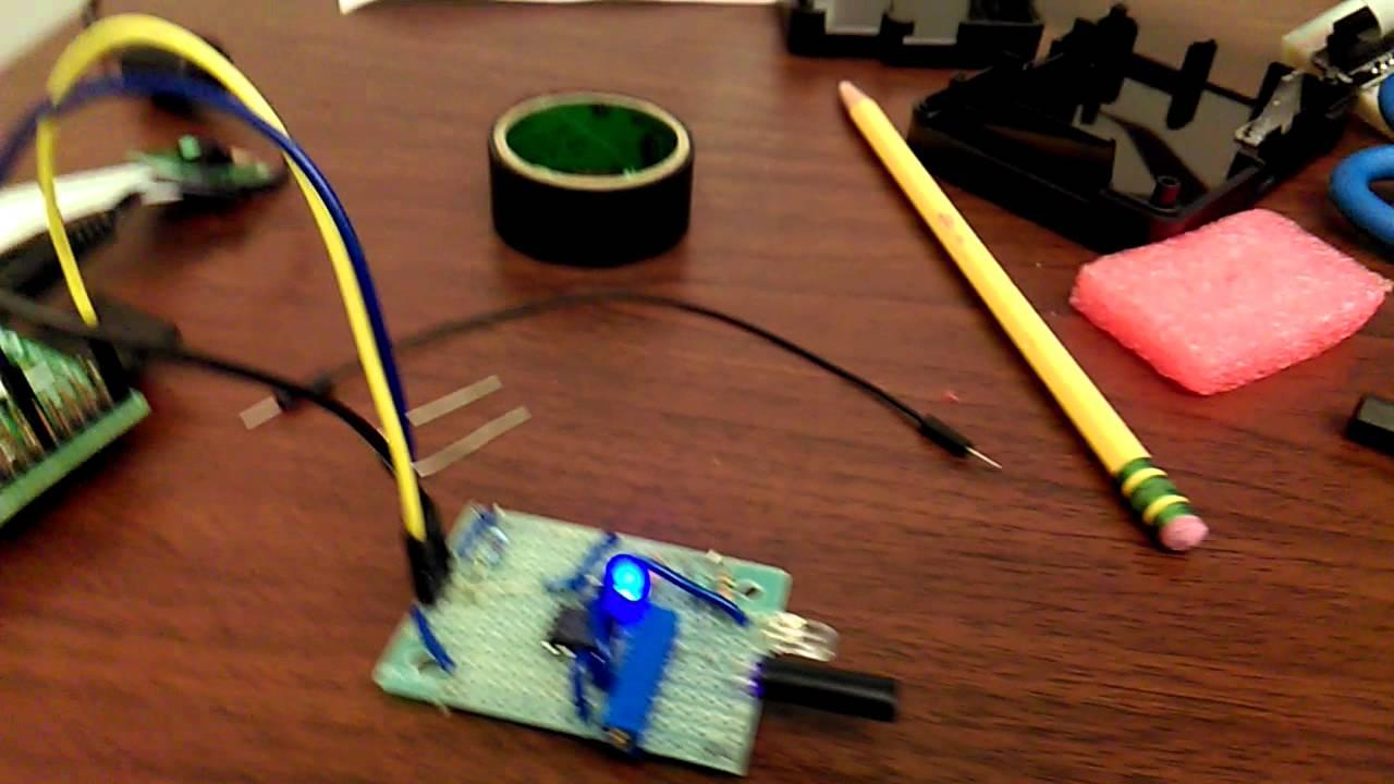 how to make a motion sensor